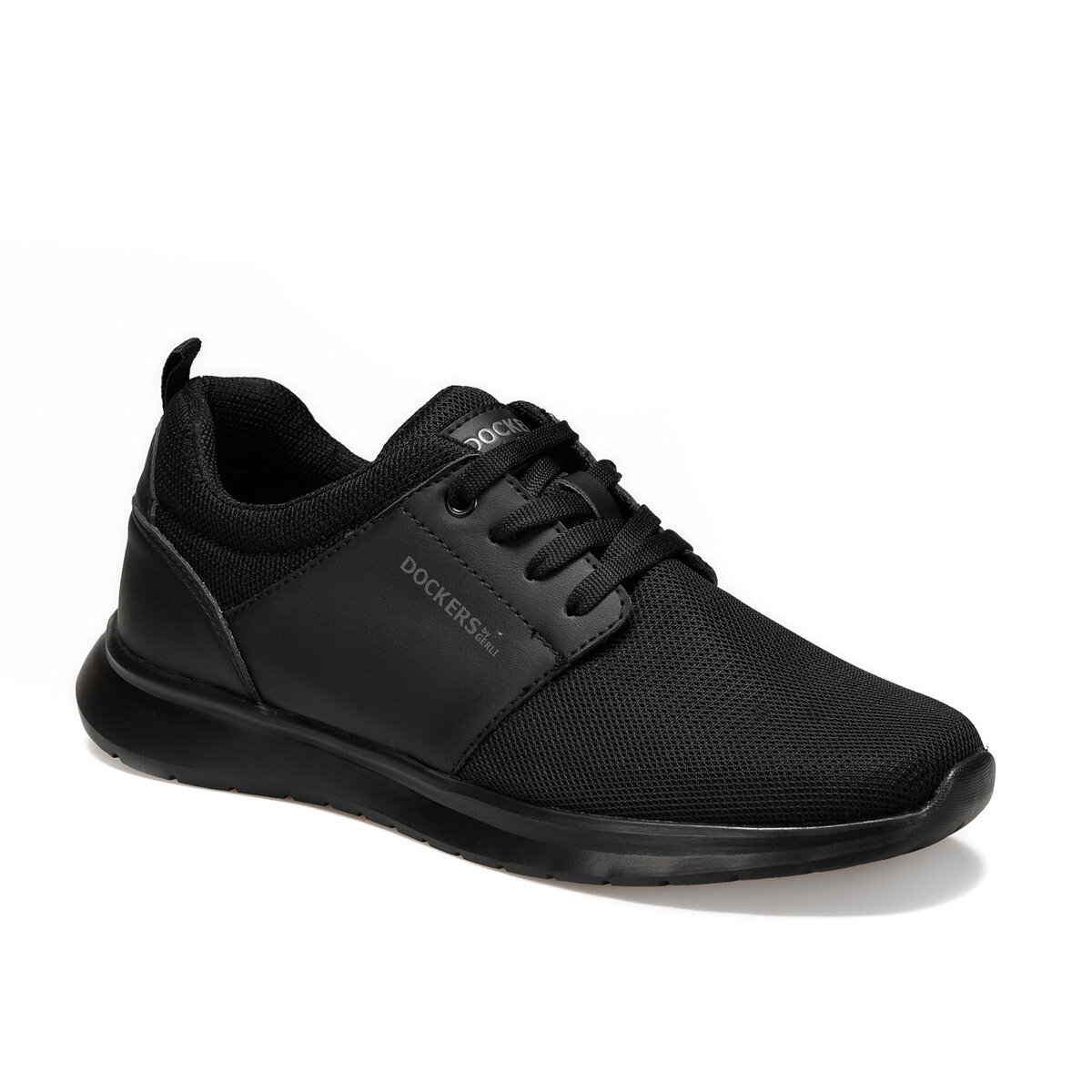 FLO 226197 Black Male Sports Shoes By Dockers The Gerle