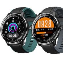 Accalia Sn80 smart watch electronic IP68 waterproof Gps heart rate blood pressure Sports Smart bracelet Technology Devices Wear