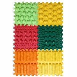 Massage modulare matte puzzle Master Fuß set 6,5 Süße NEUE