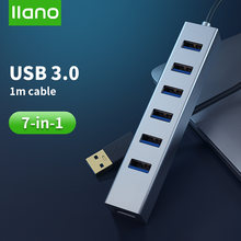 Usb концентратор llano с несколькими портами 4 7 usb разветвитель