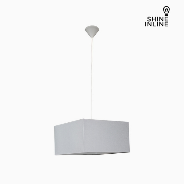 Ceiling Light Grey (40 X 40 X 22 Cm) By Shine Inline