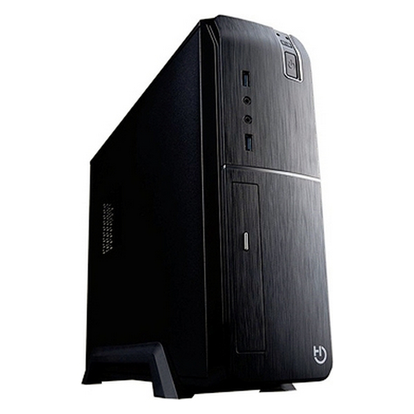 Desktop PC Iggual PSIPC341 I3-8100 8 GB RAM 240 GB SSD Black