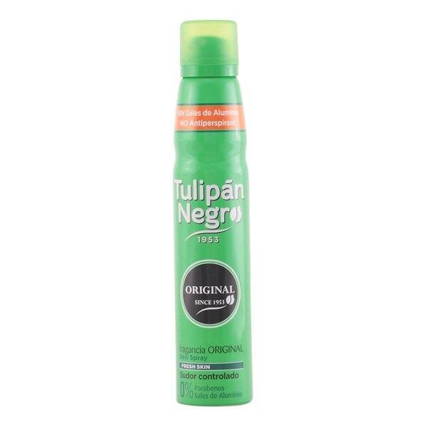 Spray Deodorant Original Tulipán Negro (200 Ml)