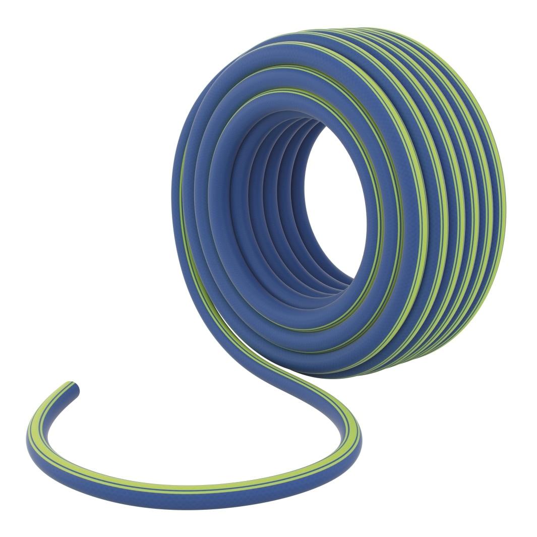 Reinforced hose PALISAD 67022 (50 m length, diameter 19mm/3/4 inch, PVC)