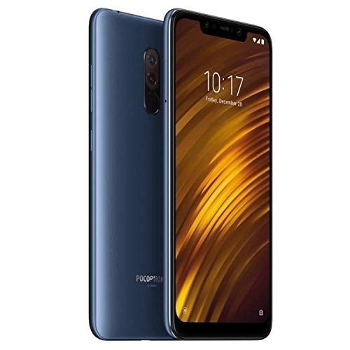 Xiaomi Pocophone F1, Global Version, Band 4G, Dual SIM, Screen 6.18