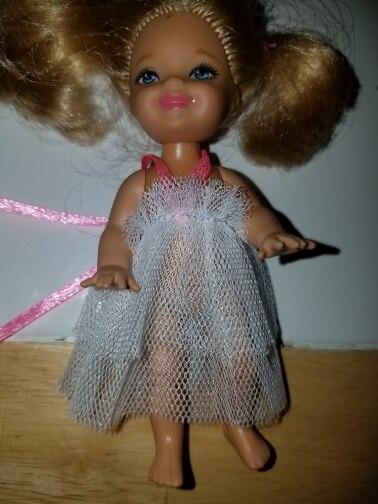 5 satz Nette Handgemachte Kleidung Kleid Für Mini Kelly Mini Chelsea Puppe YHHH