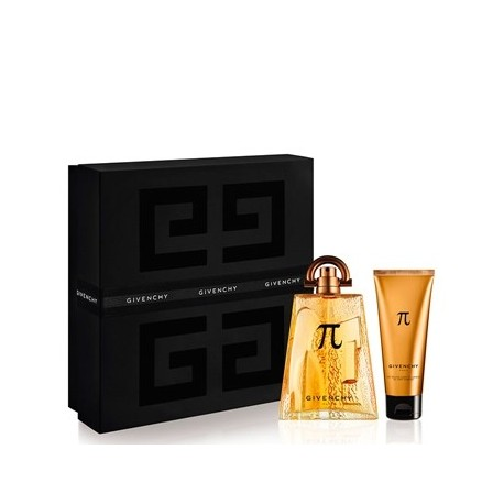 GIVENCHY PI EDT 100ML + SHOWER GEL 75ML