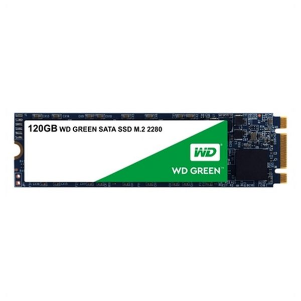 Hard Drive Western Digital WDS120G2G0B 120 GB SSD M.2