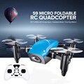 S9HW мини-Дрон с камерой S9  без камеры  Квадрокоптер с дистанционным управлением  складные дроны  Квадрокоптер с регулируемой высотой  Wi-Fi FPV Ка...