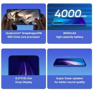 Image 5 - Глобальная версия Xiaomi Redmi Note 8 64GB ROM 4GB RAM (последнее поступление!), note8 64gb Мобильный смартфон, телефон, Смартфоны