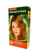 Натуральный Цвета 8N светильник Рыжий органический краситель для волос 340482651