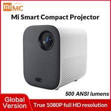 Xiaomi – projecteur Portable intelligent DLP, 1080 lumens ANSI, Android TV 500, autofocus, pour Home cinéma, 9.0 P, Version internationale