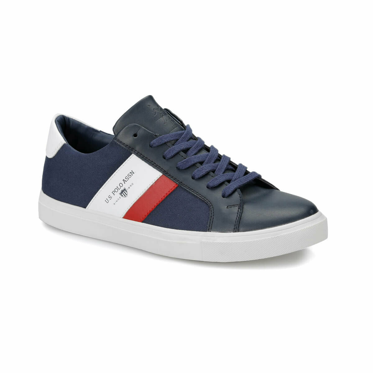 FLO ANTON Navy Blue Men 'S Shoes U.S. POLO ASSN.