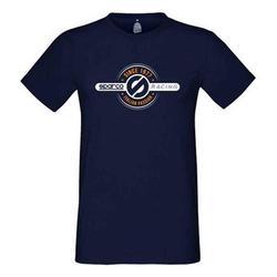 T shirt 1977 Sparco TG. XXL Navy op