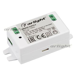 020425 (1) Power Supply ARV-SN12006-C (12 V, 0.5A, 6 W) ARLIGHT 1-pc