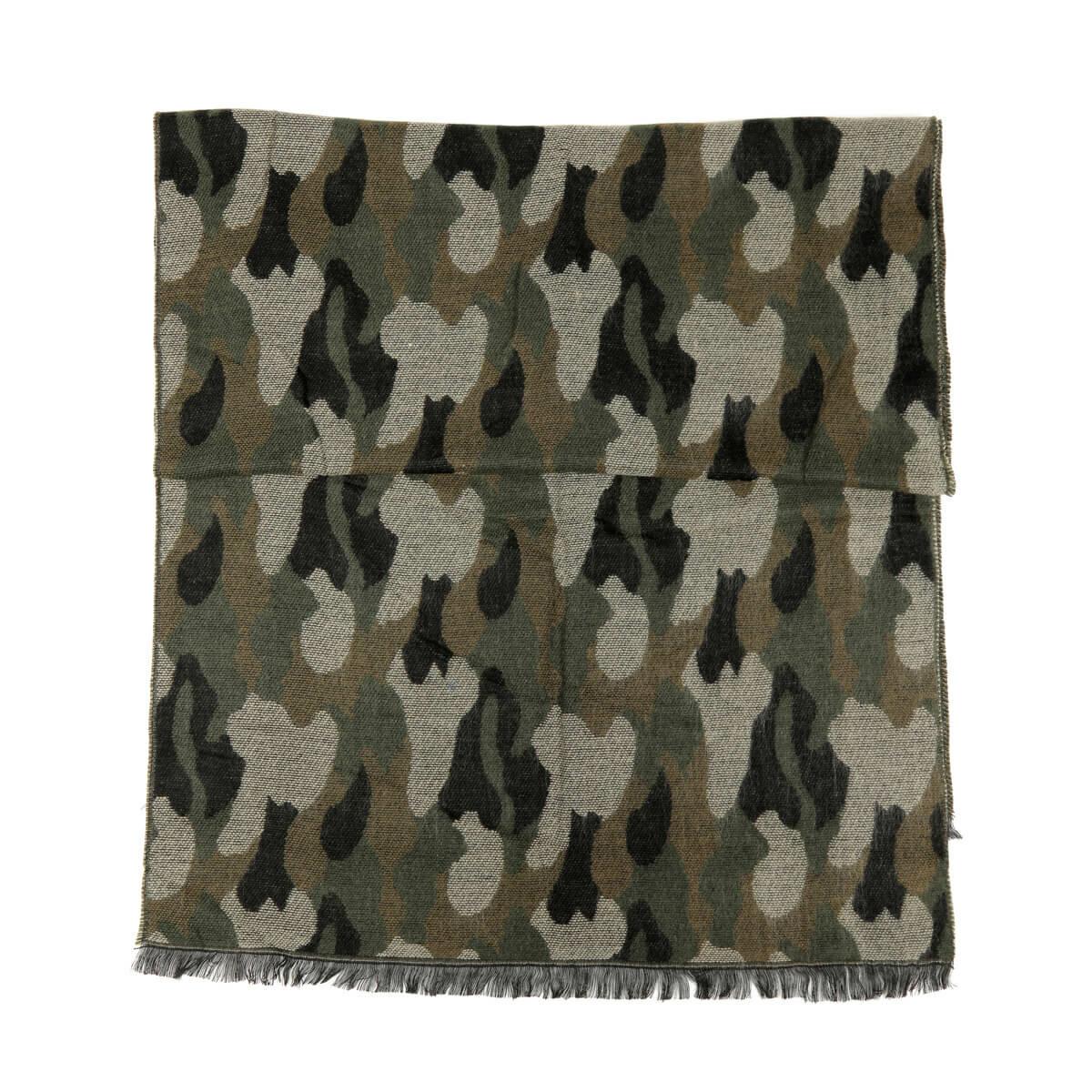 FLO SAL 10870 56Z Khaki Women 'S Shawl BUTIGO