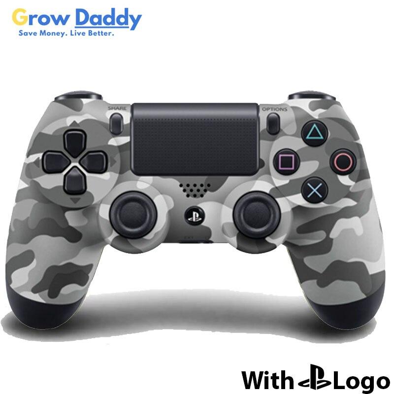 Mando ps4 оригинальный Sony PS4 контроллер Bluetooth Вибрационный геймпад для Playstation 4 беспроводной джойстик для PS4 игр