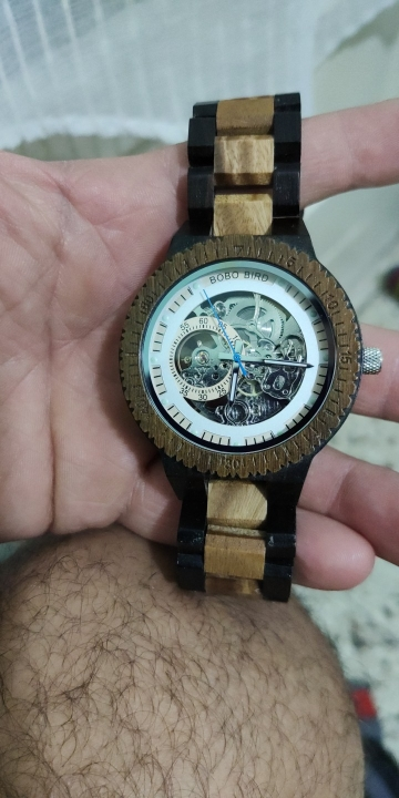 -- Relógios Relógios Madeira