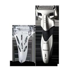 Электробритва Panasonic 222829 240 V Wet & Dry серебристый черный