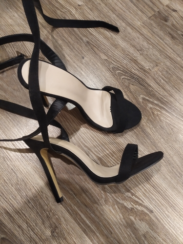 Sexy Women High Heeled Sandals photo review