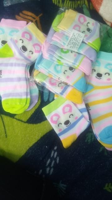 Children Socks Cartoon Socks For Kids 5pieces/lot Girls School Socks 1-9T Teenager Stuff Soft Boys Socks Toddler Knee Clothing photo review