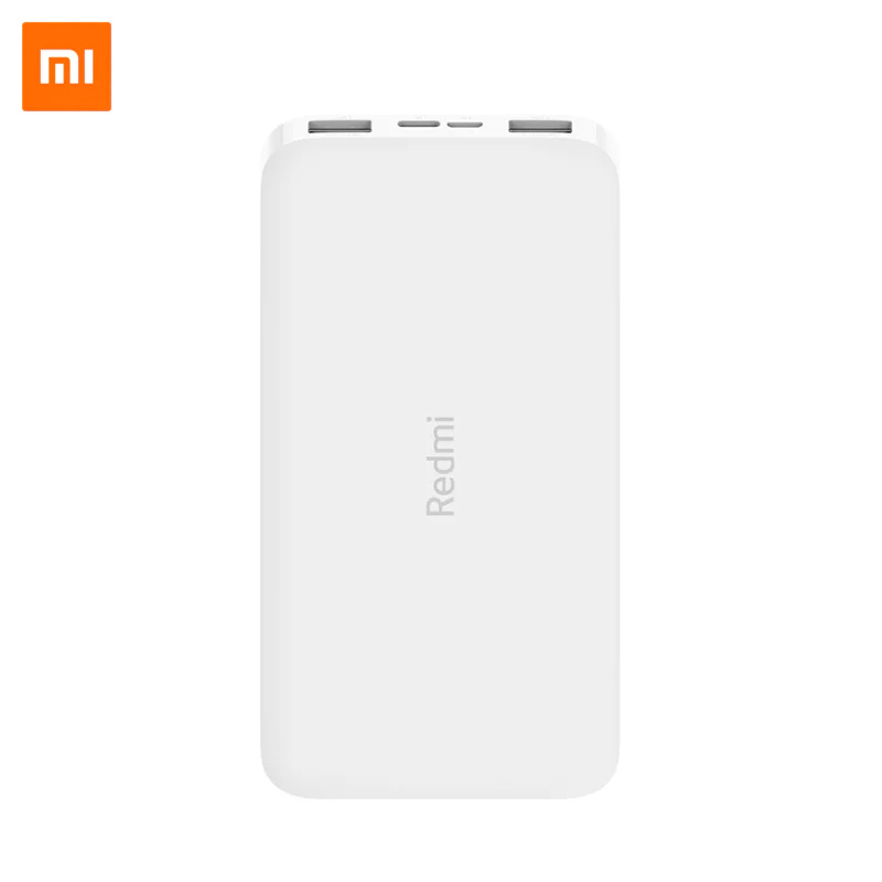 External Battery Xiaomi Redmi Power Bank 10000 MAh