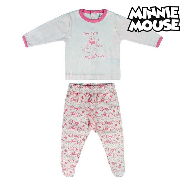 Children's Pyjama Minnie Mouse Pink