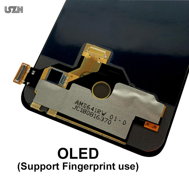 20Pcs Wholesale for OPPO Realme XT Display with Touch Screen for Realme XT 730G LCD Digitizer Pantalla Reapir Parts by DHL EMS 5