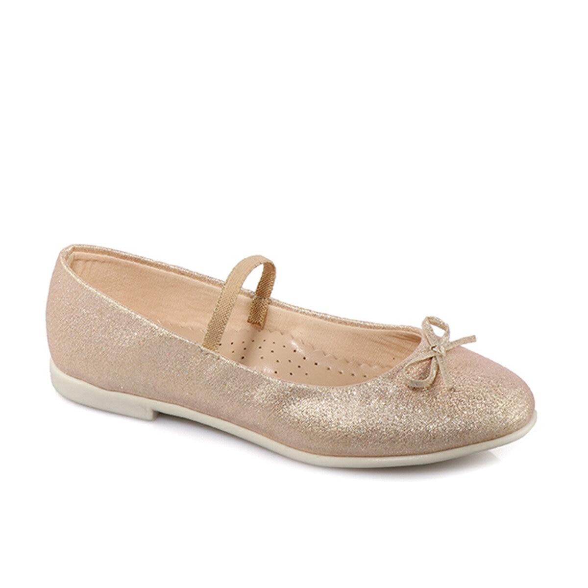 FLO 936.18Y.735 Gold Female Child Ballerina VICCO