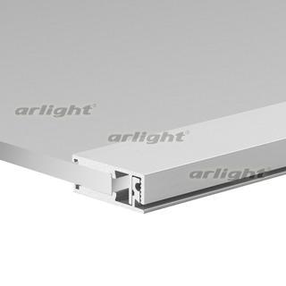019193 Profile Klus-glass-56-2000 Anod Arlight 2nd