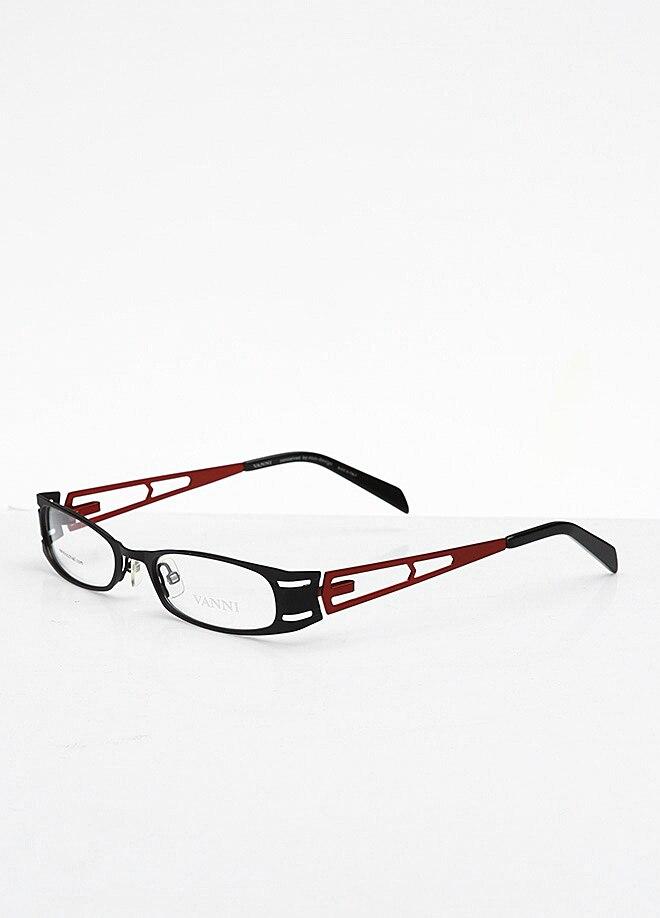 Markamilla Women Reading Glasses Frame Demo Glasses Eyewear Transparent High Quality WomenVanni VS 8320 C481