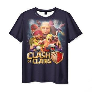 Camiseta de Clash of Clans