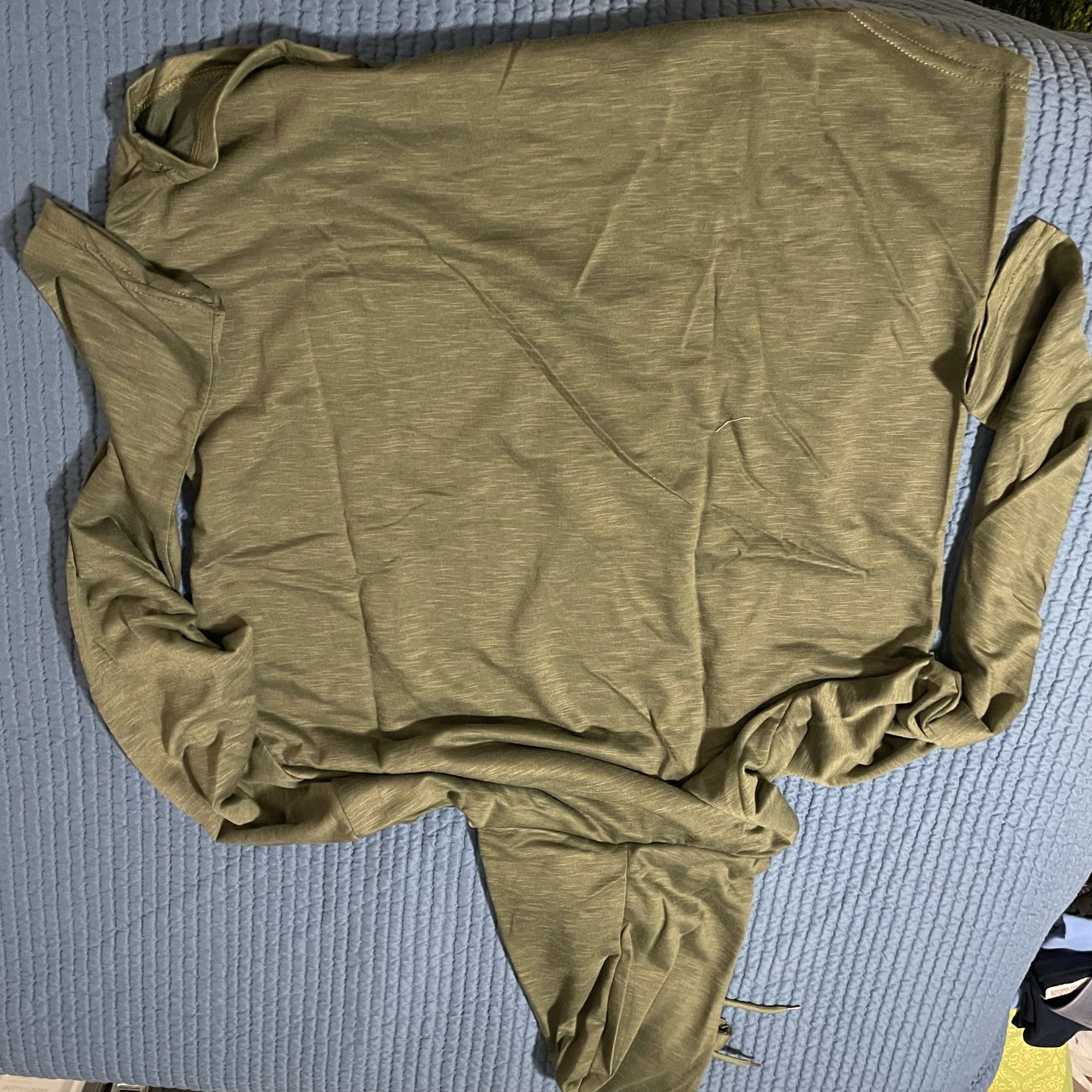Men's Cotton Hoodie for Fitness photo review