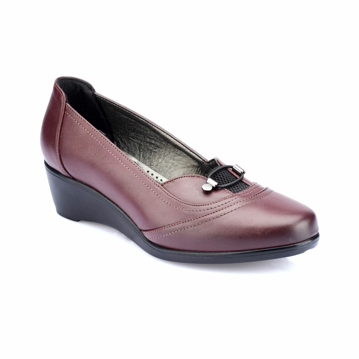FLO 82.150054.Z Burgundy Women 'S Shoes Polaris