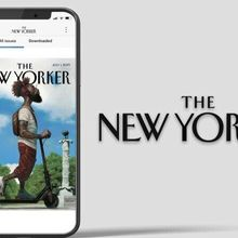 The New Yorker Digital Subscri ption 5-yearr iOS/Android/PC-Anywhere