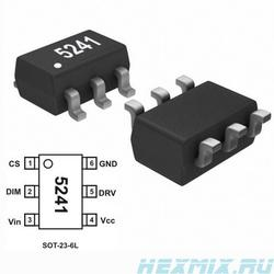 Qx5241 LED driver Ms SMD