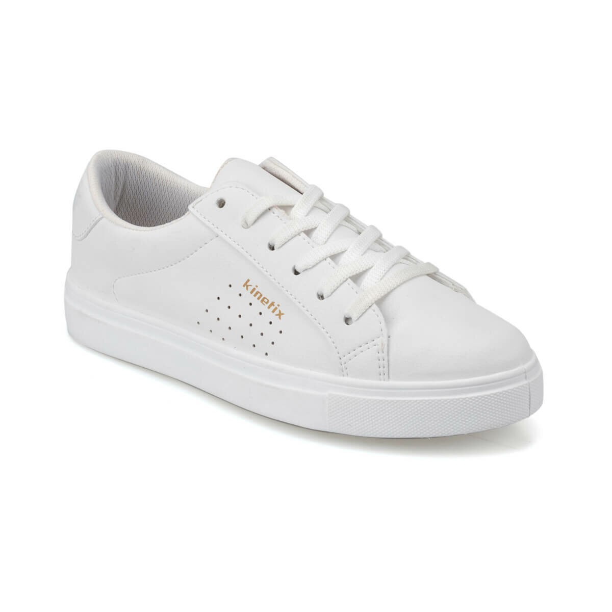 FLO PORO 9PR White Women 'S Sneaker Shoes KINETIX