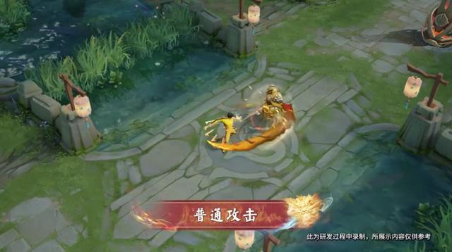 王者荣耀:李小龙皮肤特效曝光,飞踢、双截棍被还原,大招变金龙插图(4)