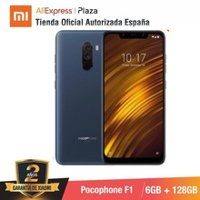 [Global Version for Spain] Xiaomi Pocophone F1 (Memoria interna de 128GB, RAM de