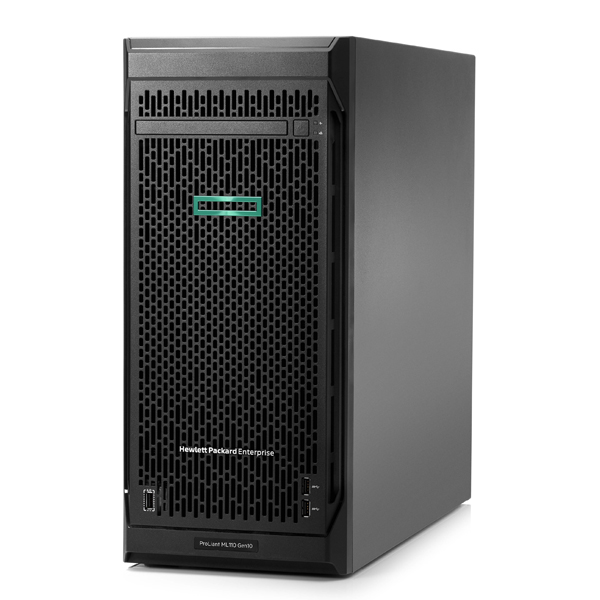 Server Tower HPE ProLiant ML110 Xeon® 1.9 GHz 16 GB RAM Black