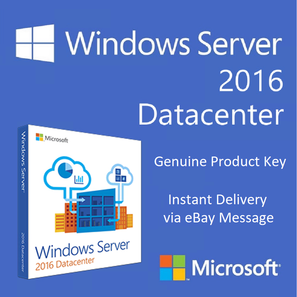 Windows сервер 2016 Windows server 2016