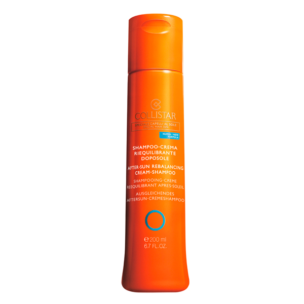 Moisturizing Shampoo Perfect Tanning Collistar (200 Ml)