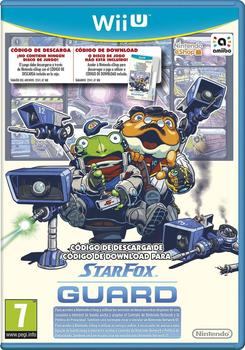 Star Fox Guard (code card download) Wiiu video games Nintendo Wii U Adventures & platforms age 7 +