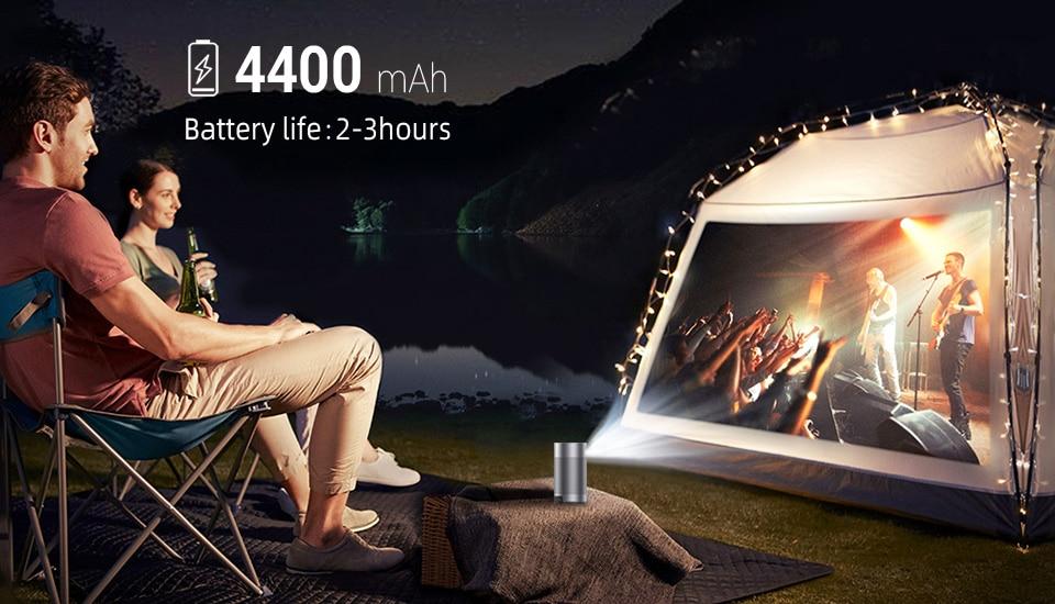 U4ef601c09ac64361bade1f406353b1498 - モバイルプロジェクター android ポケット ポータブル Wifi 1080P 4K TV ミニLEDホームシアター 電話 DLP S204001170613738
