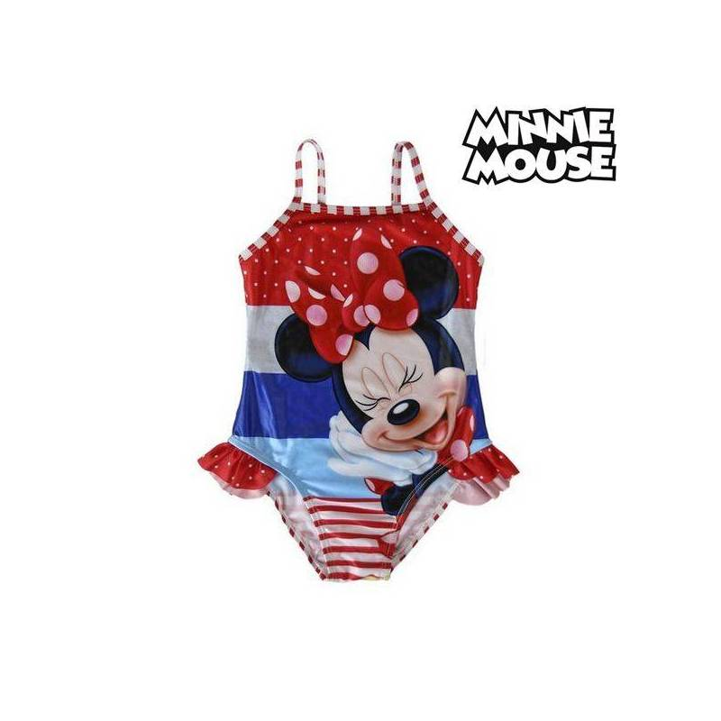 Swimsuit Child Minnie Mouse 71911