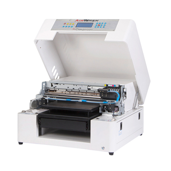 DTG Digital T-Shirt Printer A3 size Garment printer with factory price