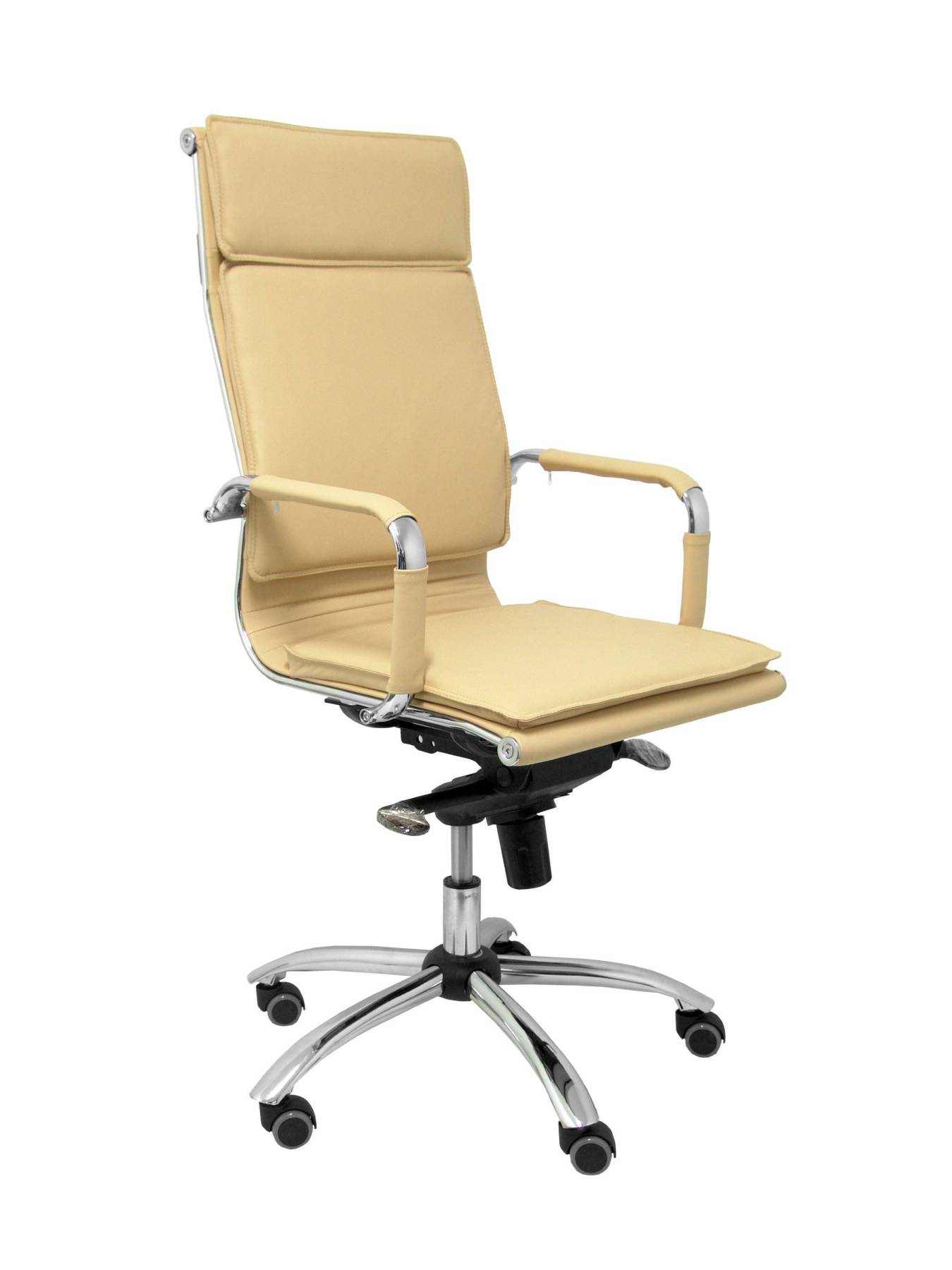 Office's Armchair Ergonomic Confidante/waiting With House Mechanism Tilting Multi Position And Dimmable In High Altitude-up Seat
