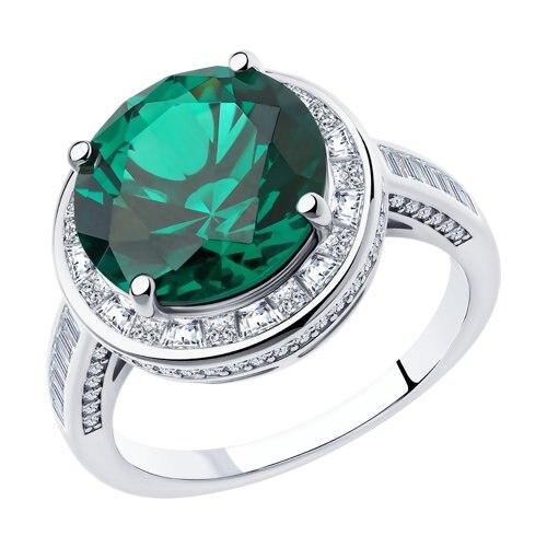 Sokolov Silver Ring, Fashion Jewelry, 925, Women's/men's, Male/female