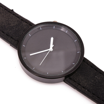 High-end brand fashion simple men's watch, leather, men's watches watch men wrist dled traser-2134