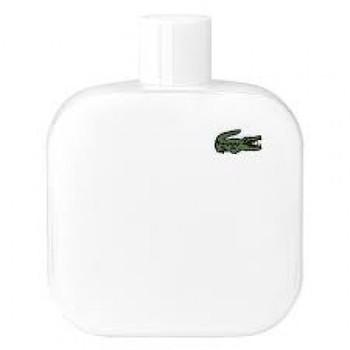 Lacoste L.12 Blanc Edt 100ml Erkek Tester Parfüm lacoste edt 100 мл blanc lacoste lacoste edt 100 мл blanc